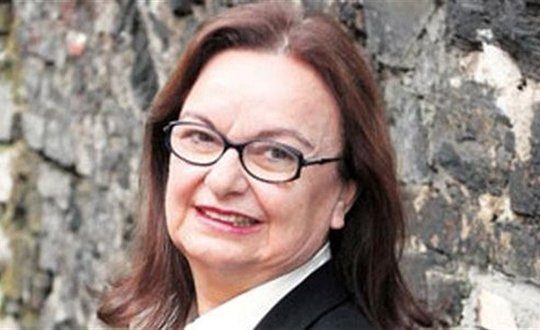 Busra Ersanli, a respected scholar currently on trial on terrorism charges