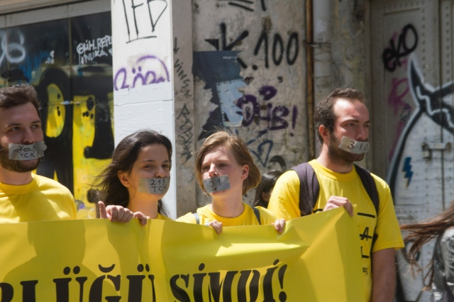 Amnesty International - Turkey protests limits on freedom of expression
