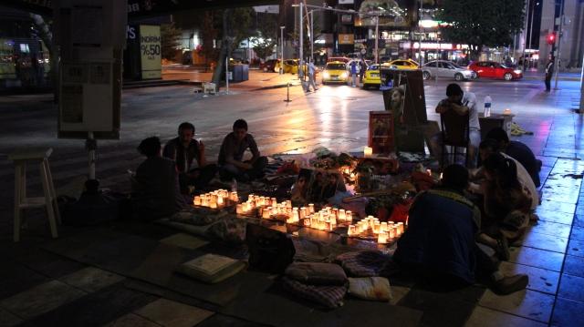 Memorial for Sarisuluk in Ankara (open access source from Vikipedi)