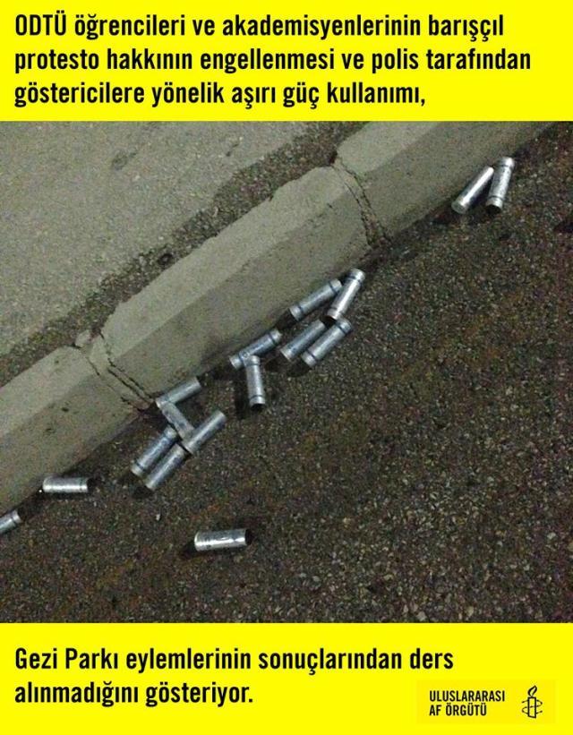 Image from Amnesty International - Turkey.