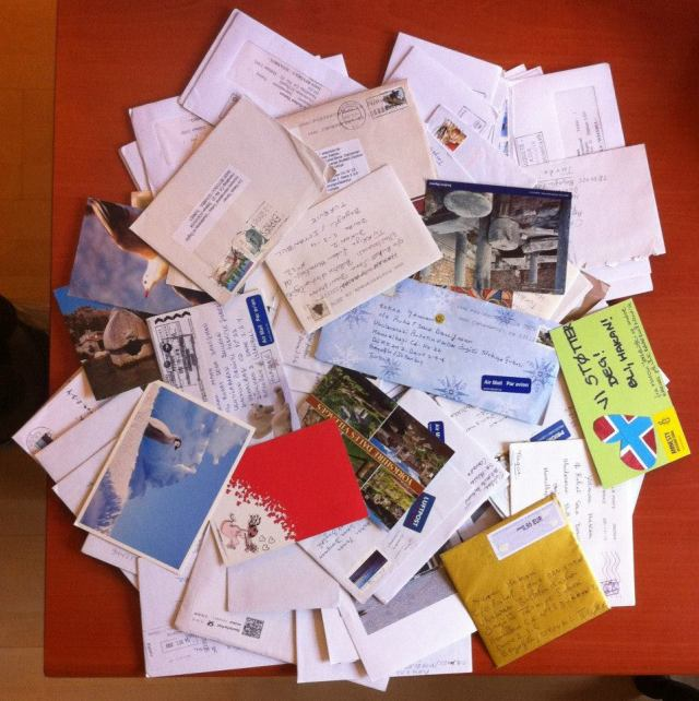 As part of Amnesty's campaign more than a hundred letters of support have reached Hakan from eleven different countries.