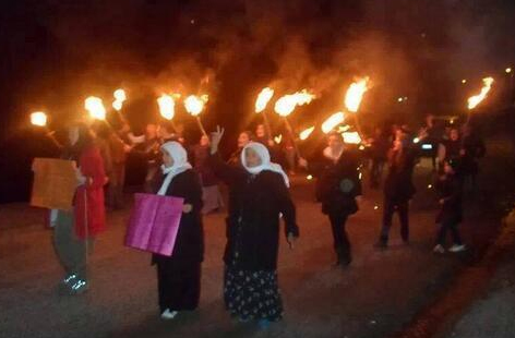 March in Roboski for Berkin