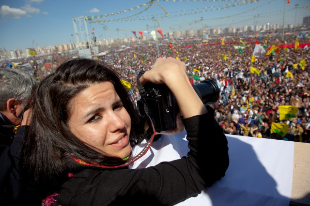 238116_ZEHRA DOGAN - Free Turkey journalists