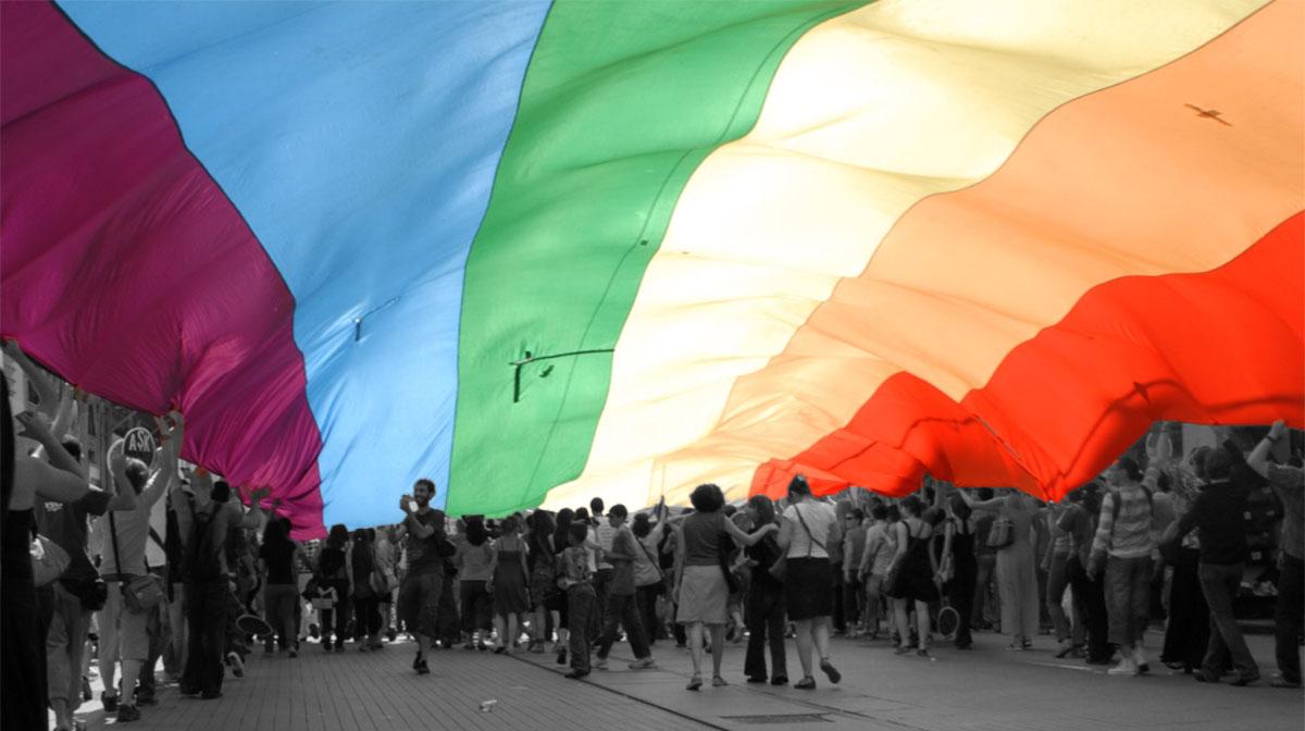 Gay Pride Parade in Istanbul